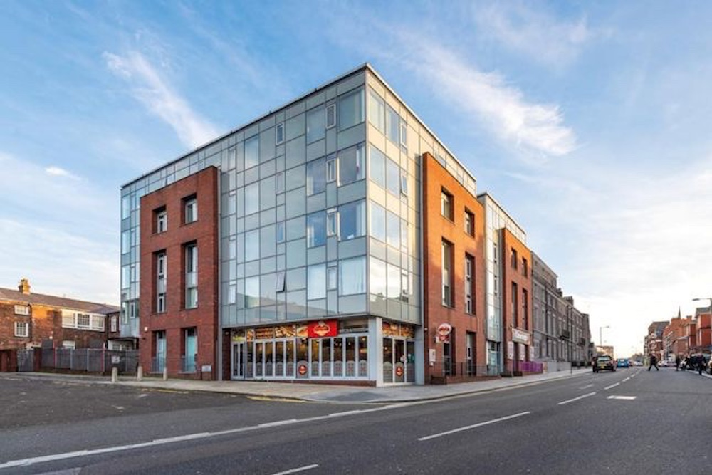 Modern Two Bedroom Apartment In Liverpool City Centre - ZO ...
